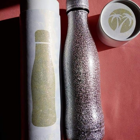 a95f5f8c5a Mami Wata Accessories | Stainless Steel Insulated Glittery Water ...